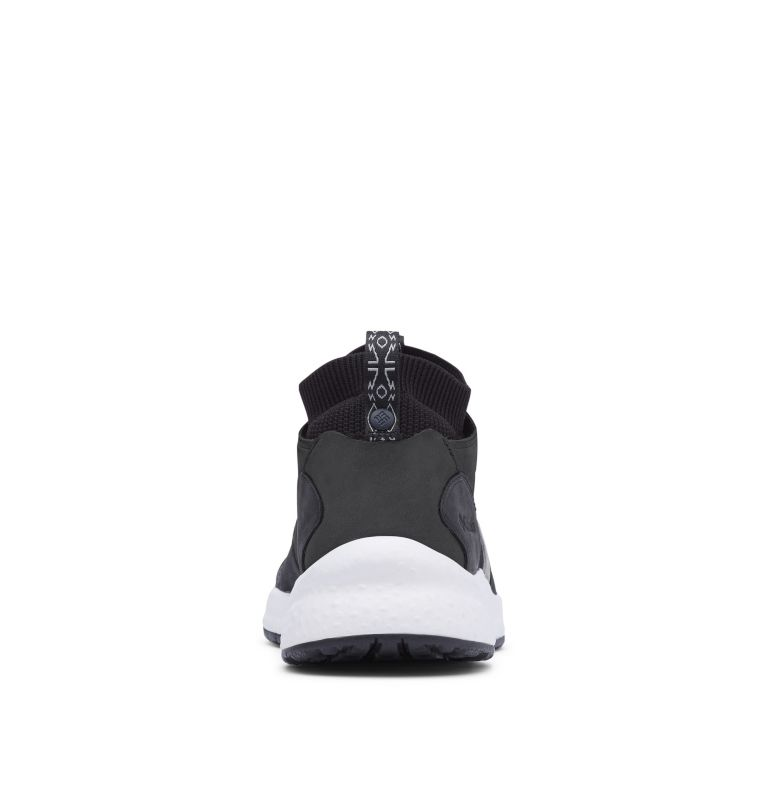 SH/FT™ OUTDRY™ MID | 012 | 9 Men's SH/FT™ OutDry™ Mid Shoe, Black, Monument, back