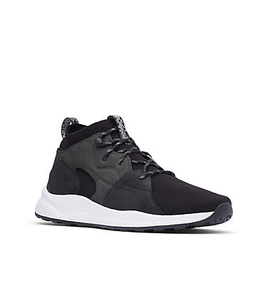 SH/FT™ OutDry™ Mid Schuh für Herren SH/FT™ OUTDRY™ MID | 049 | 7, Black, Monument, 3/4 front