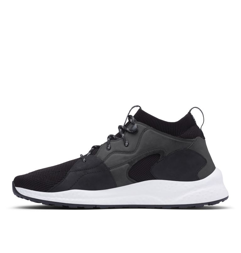 SH/FT™ OUTDRY™ MID | 012 | 8.5 Men's SH/FT™ OutDry™ Mid Shoe, Black, Monument, medial