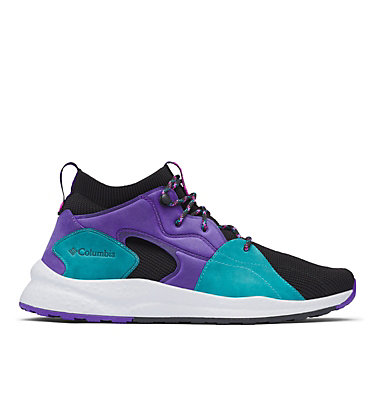Men's SH/FT™ OutDry™ Mid Shoe SH/FT™ OUTDRY™ MID | 010 | 11.5, Purple, Teal, front