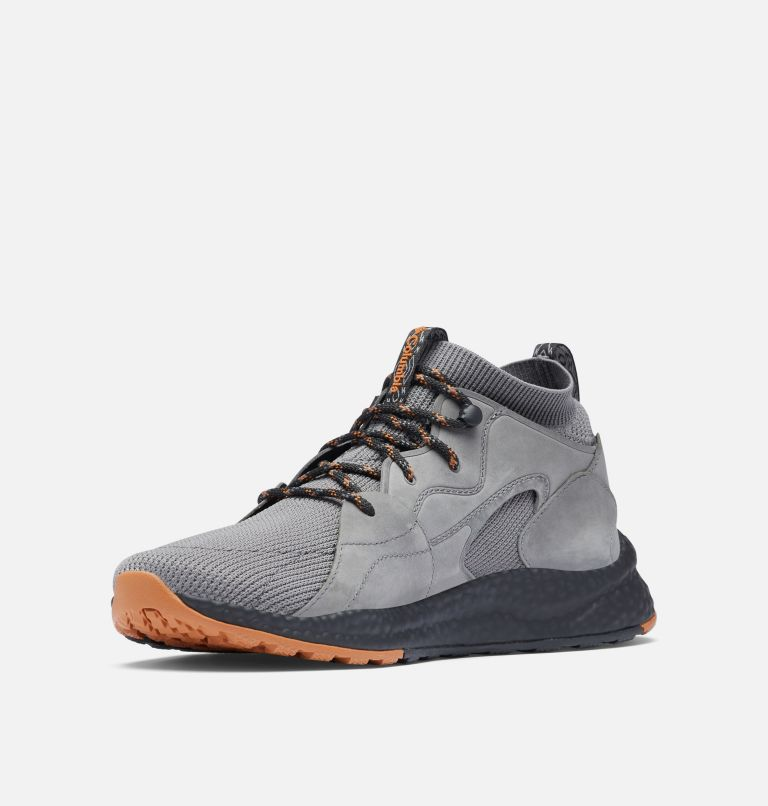 SH/FT™ OUTDRY™ MID | 049 | 8.5 Men's SH/FT OutDry™ Mid Shoe, Titanium II, Caramel