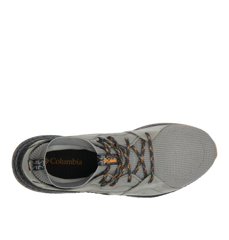 SH/FT™ OUTDRY™ MID | 049 | 8.5 Men's SH/FT OutDry™ Mid Shoe, Titanium II, Caramel, top