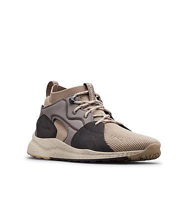 Men's SH/FT OutDry™ Mid Shoe SH/FT™ OUTDRY™ MID | 049 | 7, Canvas Tan, 3/4 front