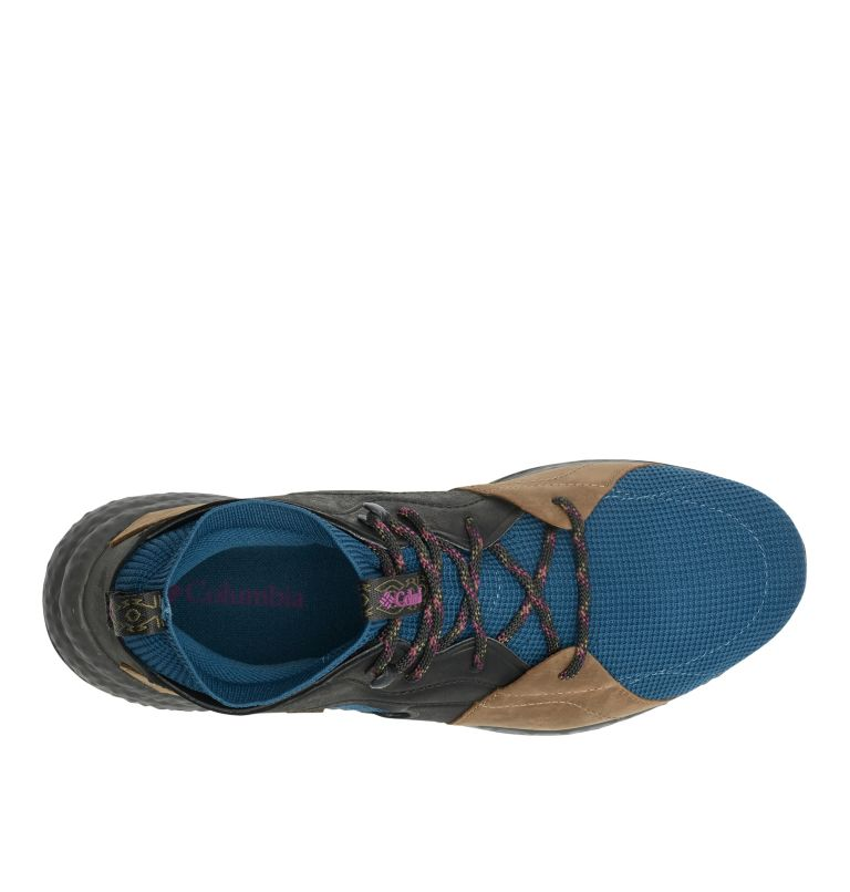 SH/FT™ OUTDRY™ MID | 403 | 12 Men's SH/FT™ OutDry™ Mid Shoe, Petrol Blue, Wild Iris, top