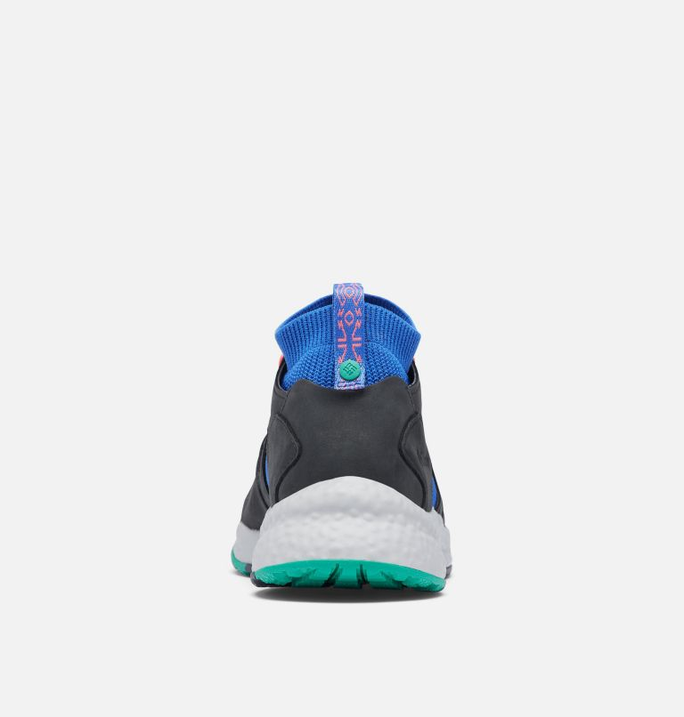 SH/FT™ OUTDRY™ MID | 410 | 7.5 Men's SH/FT™ OutDry™ Mid Shoe, Lapis Blue, Emerald Green, back