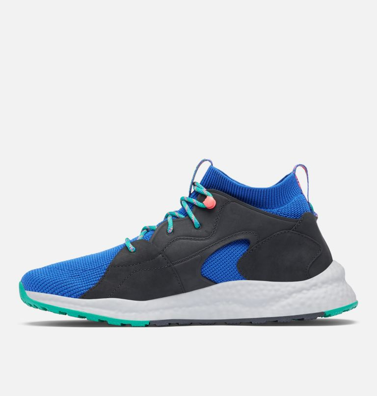 SH/FT™ OUTDRY™ MID | 410 | 10 Men's SH/FT™ OutDry™ Mid Shoe, Lapis Blue, Emerald Green, medial