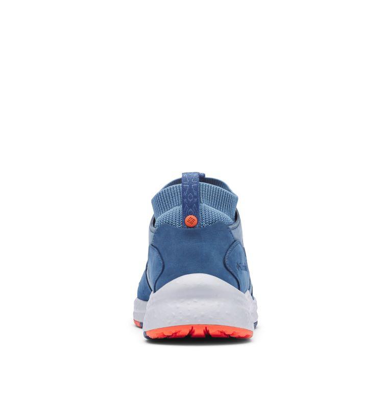 SH/FT™ OUTDRY™ MID | 413 | 8.5 Men's SH/FT™ OutDry™ Mid Shoe, Steel, Red Quartz, back