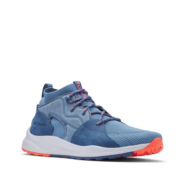 SH/FT™ OUTDRY™ MID | 413 | 8.5 Men's SH/FT™ OutDry™ Mid Shoe, Steel, Red Quartz, 3/4 front
