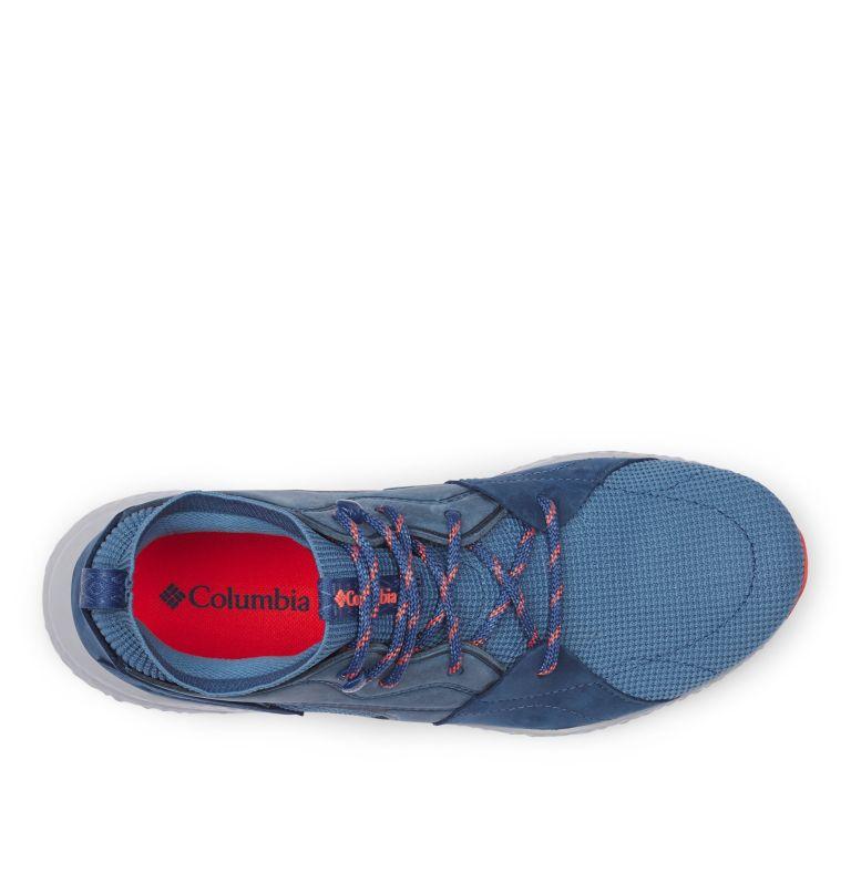 SH/FT™ OUTDRY™ MID | 413 | 8.5 Men's SH/FT™ OutDry™ Mid Shoe, Steel, Red Quartz, top