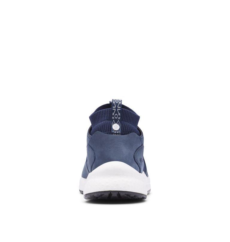 SH/FT™ OUTDRY™ MID | 464 | 14 Sneaker Mid SH/FT™ OutDry™ Homme, Collegiate Navy, White, back
