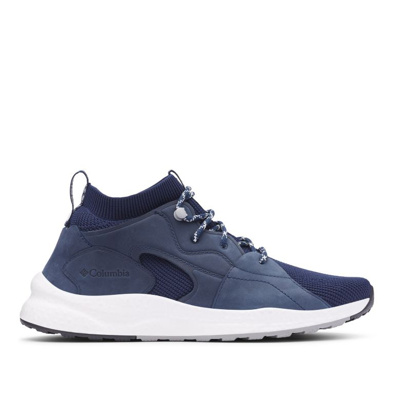 SH/FT™ OUTDRY™ MID | 464 | 14 Sneaker Mid SH/FT™ OutDry™ Homme, Collegiate Navy, White, front