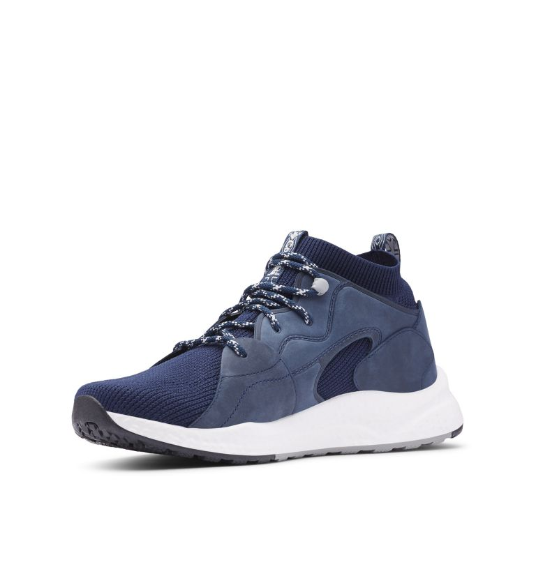 SH/FT™ OUTDRY™ MID | 464 | 14 Sneaker Mid SH/FT™ OutDry™ Homme, Collegiate Navy, White