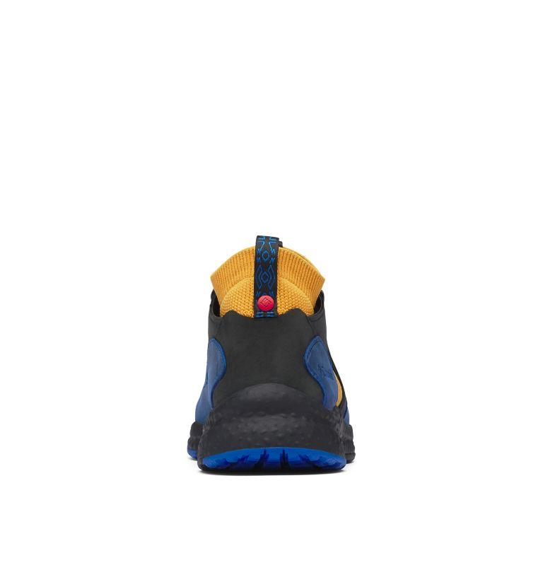 SH/FT™ OUTDRY™ MID | 705 | 13 SH/FT™ OutDry™ Mid Schuh für Herren, Golden Yellow, Blue, back