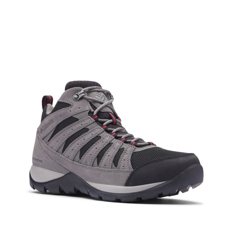 Men's Redmond™ V2 Mid Waterproof Hiking Boot Men's Redmond™ V2 Mid Waterproof Hiking Boot, 3/4 front
