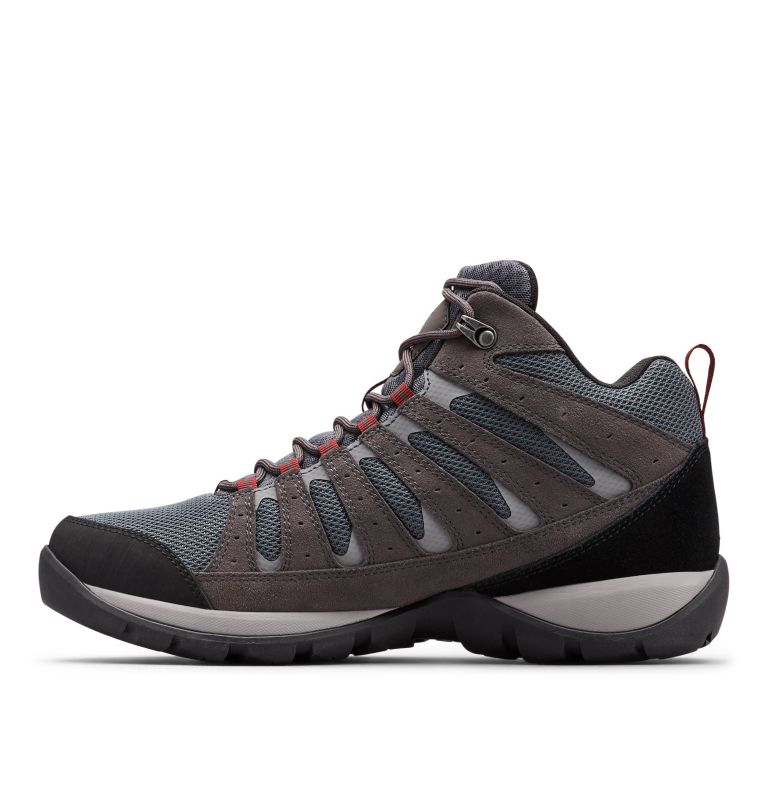 Men's Redmond V2 Mid Waterproof Shoe Men's Redmond V2 Mid Waterproof Shoe, medial