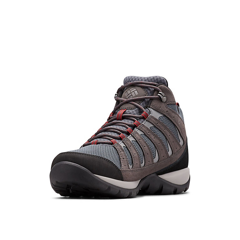 Men's Mid Hiking V2 Waterproof Wide Shoe Redmond™ 0wO8nPk