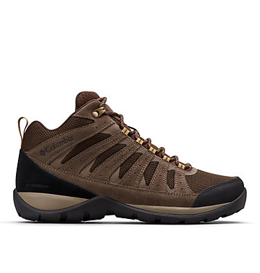 Men's Redmond™ V2 Mid Waterproof Hiking Boot - Wide REDMOND™ V2 MID WP WIDE | 231 | 10, Cordovan, Baker, front