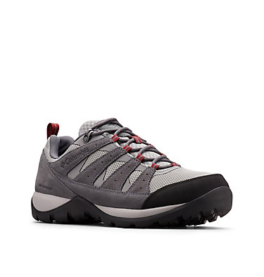 Men's Redmond™ V2 Waterproof Hiking Shoe REDMOND™ V2 WP | 036 | 10, Monument, Red Jasper, 3/4 front