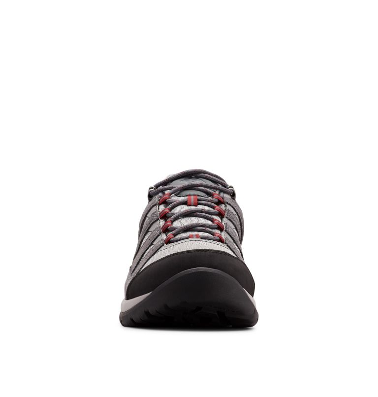 REDMOND™ V2 WP | 036 | 7.5 Men's Redmond™ V2 Waterproof Hiking Shoe, Monument, Red Jasper, toe