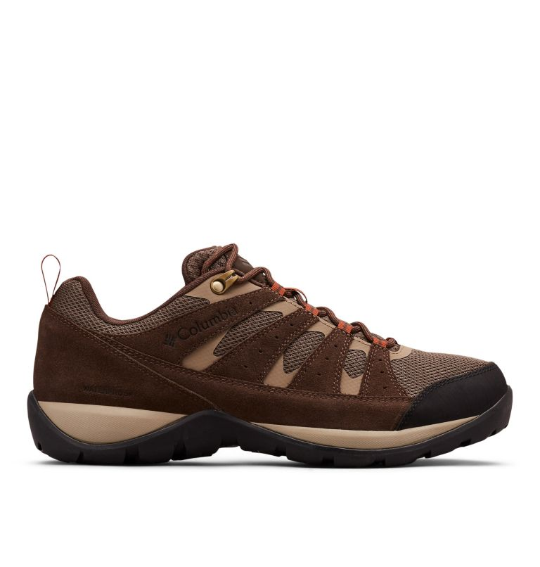 REDMOND™ V2 WP | 255 | 7.5 Men's Redmond™ V2 Waterproof Hiking Shoe, Mud, Dark Adobe, front