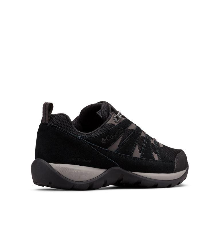 REDMOND™ V2 WP WIDE | 010 | 9 Chaussures imperméables Redmond™ V2 pour homme, Black, Dark Grey, 3/4 back