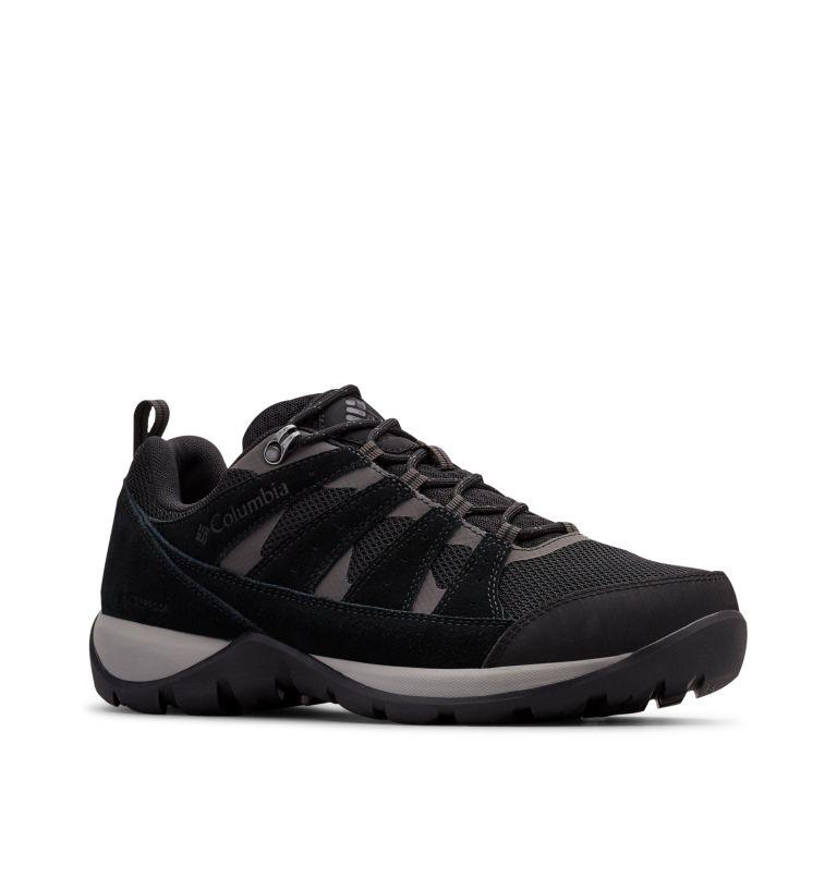 REDMOND™ V2 WP WIDE | 010 | 9 Chaussures imperméables Redmond™ V2 pour homme, Black, Dark Grey, 3/4 front