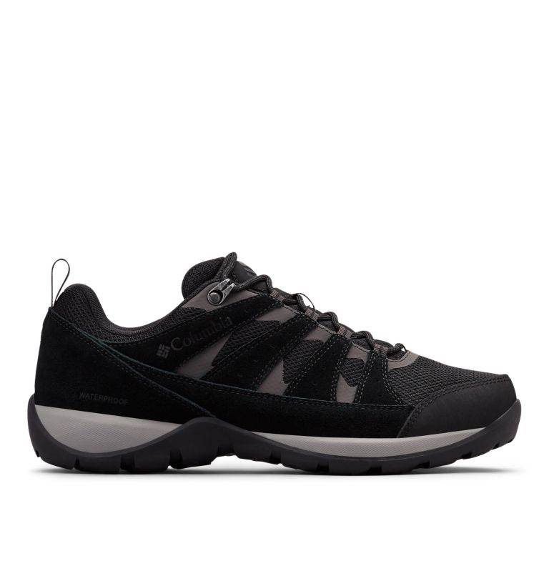 REDMOND™ V2 WP WIDE | 010 | 9 Chaussures imperméables Redmond™ V2 pour homme, Black, Dark Grey, front