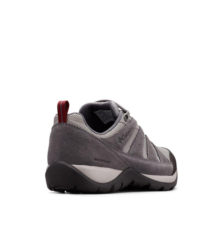 REDMOND™ V2 WP WIDE | 036 | 11.5 Men's Redmond™ V2 Waterproof Hiking Shoe - Wide, Monument, Red Jasper, 3/4 back