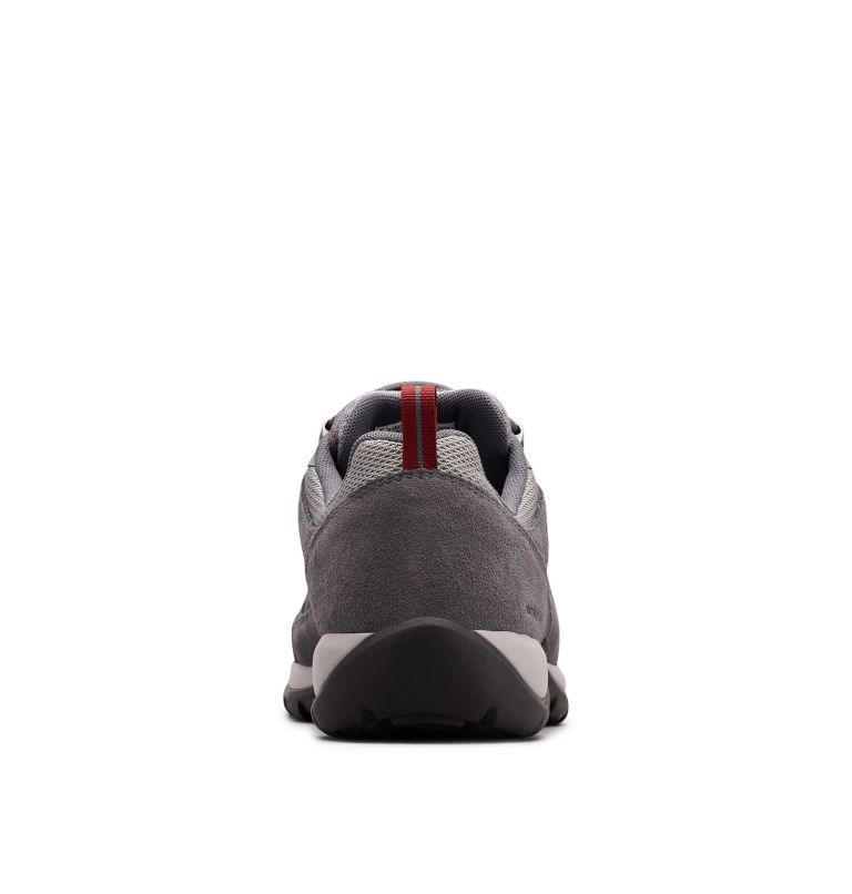 REDMOND™ V2 WP WIDE | 036 | 11.5 Men's Redmond™ V2 Waterproof Hiking Shoe - Wide, Monument, Red Jasper, back