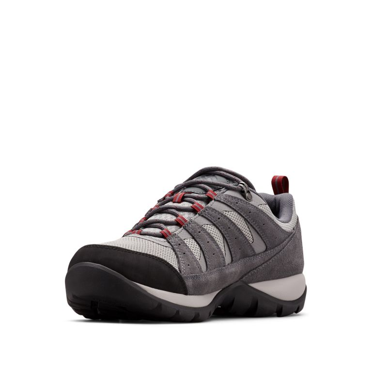 REDMOND™ V2 WP WIDE | 036 | 11.5 Men's Redmond™ V2 Waterproof Hiking Shoe - Wide, Monument, Red Jasper
