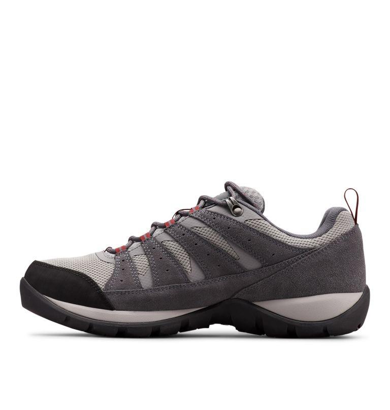REDMOND™ V2 WP WIDE | 036 | 11.5 Men's Redmond™ V2 Waterproof Hiking Shoe - Wide, Monument, Red Jasper, medial