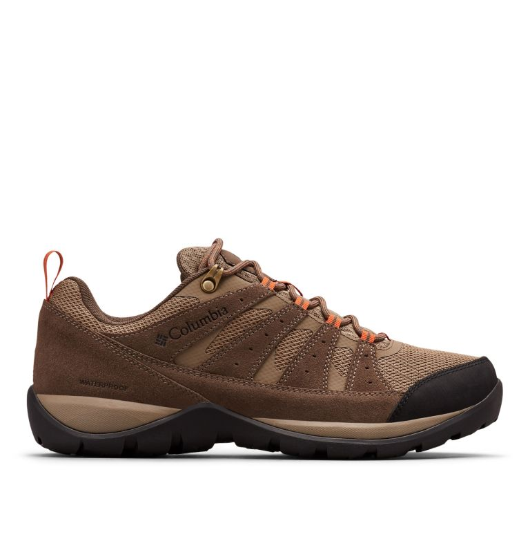 REDMOND™ V2 WP WIDE | 227 | 9.5 Men's Redmond™ V2 Waterproof Hiking Shoe - Wide, Pebble, Desert Sun, front