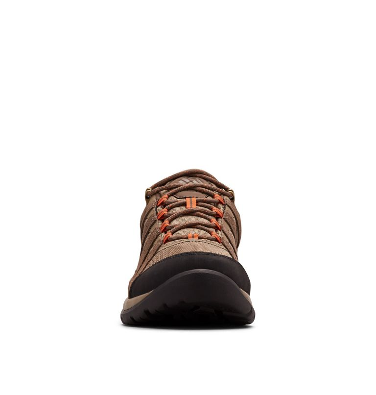 REDMOND™ V2 WP WIDE | 227 | 9.5 Men's Redmond™ V2 Waterproof Hiking Shoe - Wide, Pebble, Desert Sun, toe