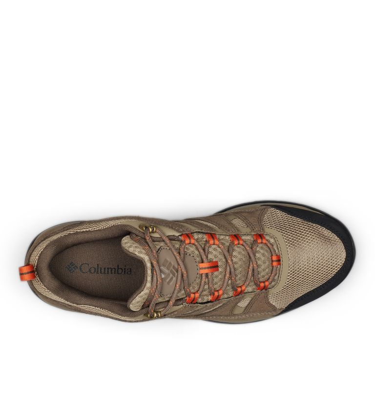 REDMOND™ V2 WP WIDE | 227 | 9.5 Men's Redmond™ V2 Waterproof Hiking Shoe - Wide, Pebble, Desert Sun, top