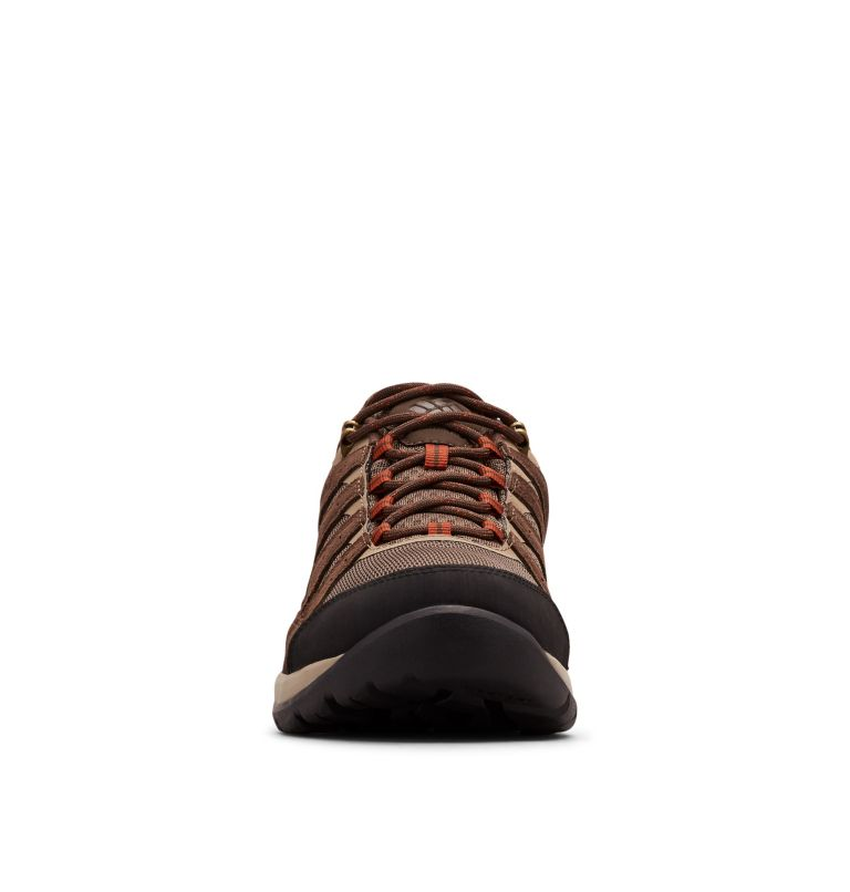 REDMOND™ V2 WP WIDE | 255 | 8 Men's Redmond™ V2 Waterproof Hiking Shoe - Wide, Mud, Dark Adobe, toe