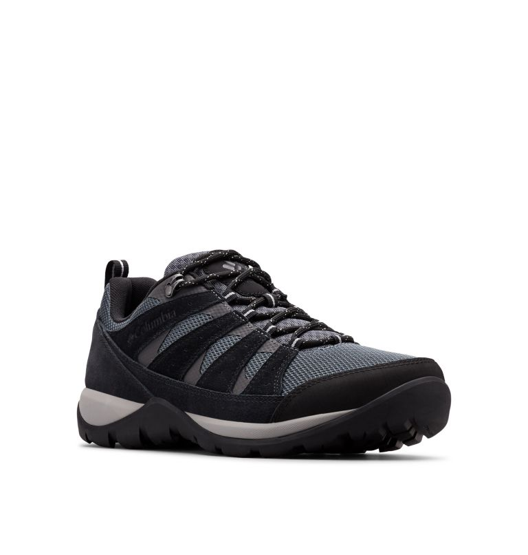 REDMOND™ V2 | 053 | 12 Men's Redmond™ V2 Hiking Shoe, Graphite, Columbia Grey, 3/4 front