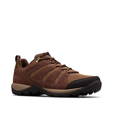 Men's Redmond™ V2 Hiking Shoe - Wide REDMOND™ V2 WIDE | 269 | 10, Saddle, Canyon Gold, 3/4 front