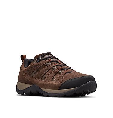 Chaussures De Randonnée Imperméables En Cuir Redmond™ V2 Homme REDMOND™ V2 LTR WP   089   8, Cordovan, Beet, 3/4 front