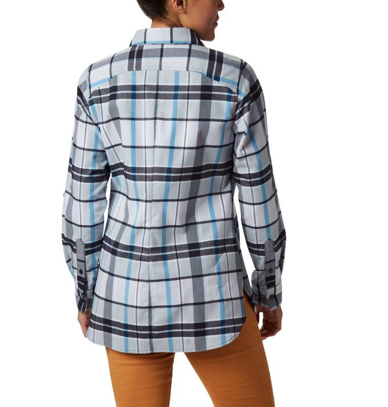 Women's Silver Ridge™ 2.0 Flannel Tunic Women's Silver Ridge™ 2.0 Flannel Tunic, back