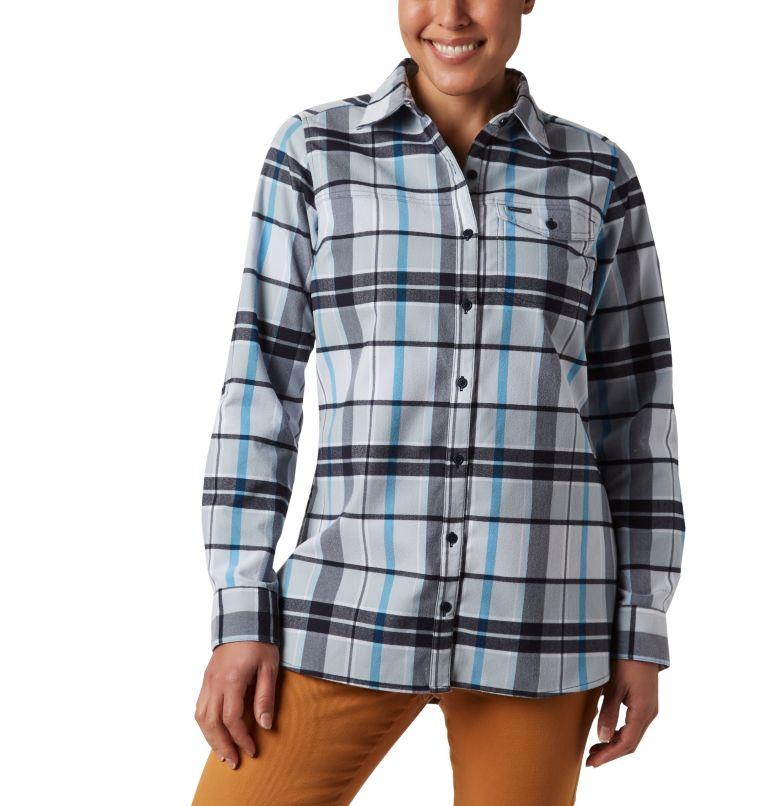Women's Silver Ridge™ 2.0 Flannel Tunic Women's Silver Ridge™ 2.0 Flannel Tunic, front