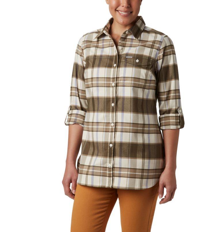 Women's Silver Ridge™ 2.0 Flannel Tunic Women's Silver Ridge™ 2.0 Flannel Tunic, a1
