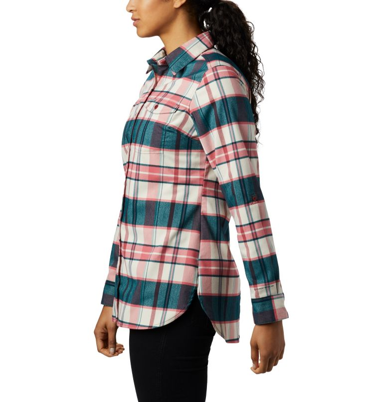 Women's Silver Ridge™ 2.0 Flannel Tunic Women's Silver Ridge™ 2.0 Flannel Tunic, a2