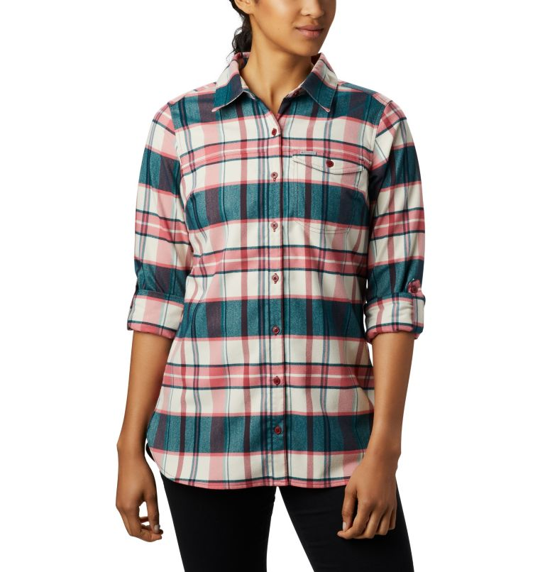 Women's Silver Ridge™ 2.0 Flannel Tunic Women's Silver Ridge™ 2.0 Flannel Tunic, a3