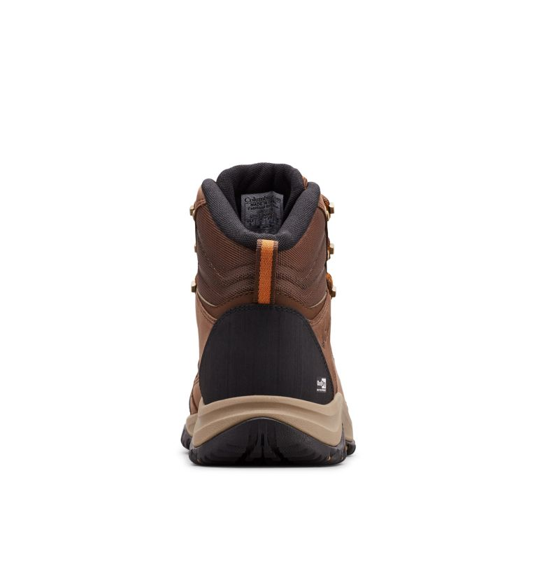 100MW™ MID OUTDRY™ | 256 | 10 Chaussures De Randonnée Mi-Montantes 100MW™ OutDry™ Homme, Tobacco, Canyon Gold, back