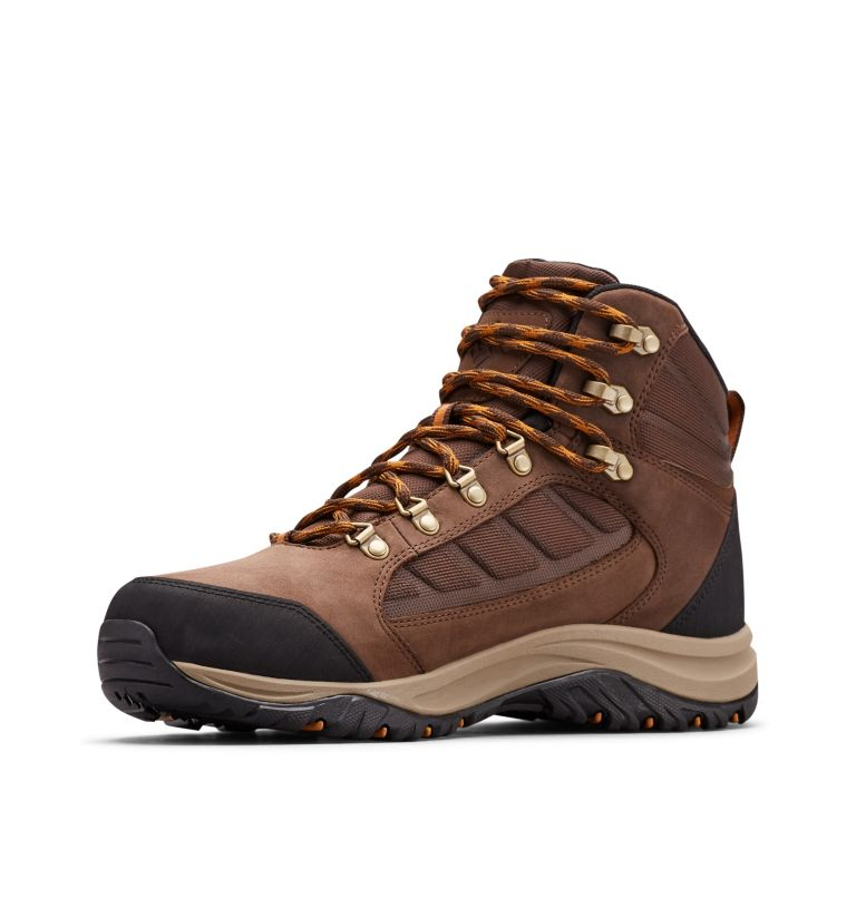 100MW™ MID OUTDRY™ | 256 | 10 Chaussures De Randonnée Mi-Montantes 100MW™ OutDry™ Homme, Tobacco, Canyon Gold