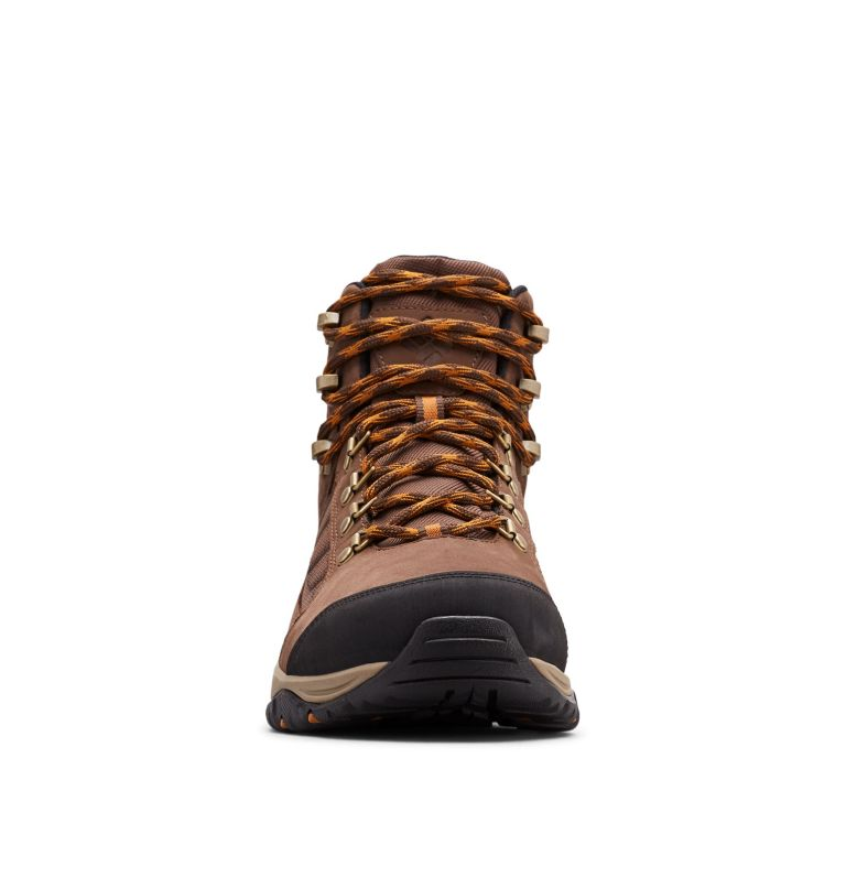 100MW™ MID OUTDRY™ | 256 | 9 Chaussures De Randonnée Mi-Montantes 100MW™ OutDry™ Homme, Tobacco, Canyon Gold, toe