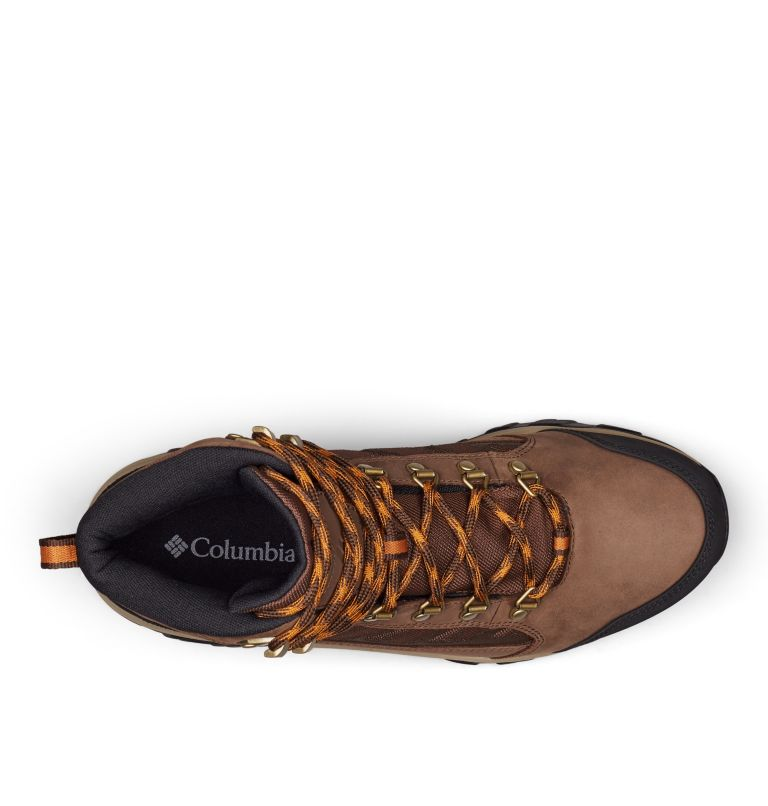 100MW™ MID OUTDRY™ | 256 | 10 Chaussures De Randonnée Mi-Montantes 100MW™ OutDry™ Homme, Tobacco, Canyon Gold, top