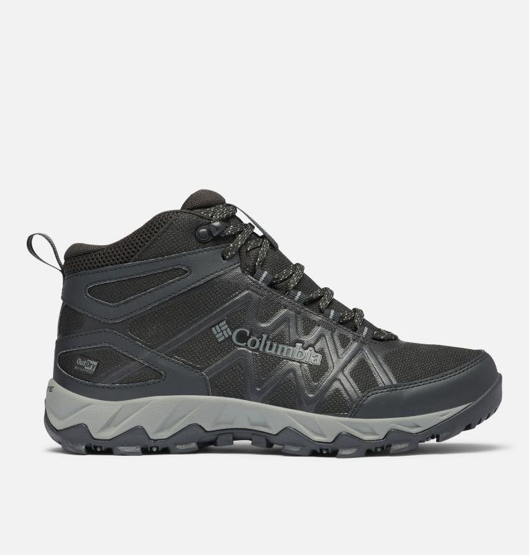 PEAKFREAK™ X2 MID OUTDRY™ | 010 | 7.5 Women's Peakfreak™ X2 Mid OutDry™ Boot, Black, Titanium II, front