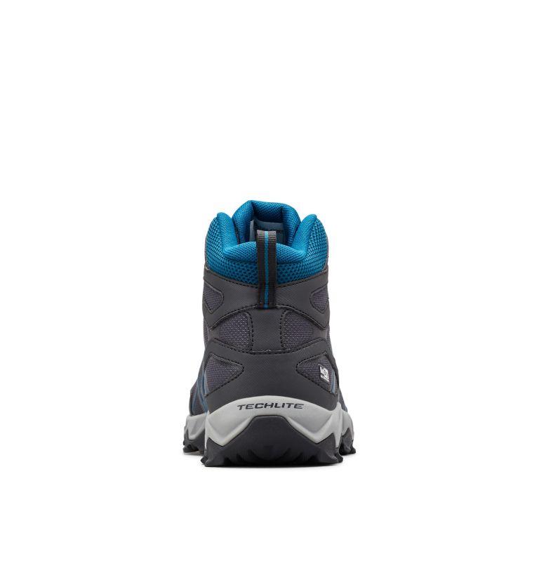 PEAKFREAK™ X2 MID OUTDRY™ | 011 | 8.5 Women's Peakfreak X2 Mid OutDry™ Boot, Shark, Lagoon, back
