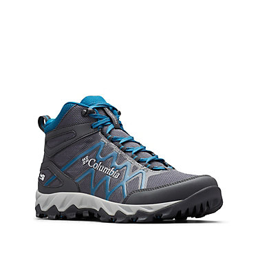 Women's Peakfreak™ X2 Mid OutDry™ Hiking Boot PEAKFREAK™ X2 MID OUTDRY™ | 011 | 10, Shark, Lagoon, 3/4 front